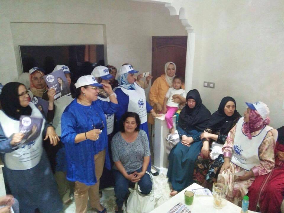 rencontre de femmes marocaines