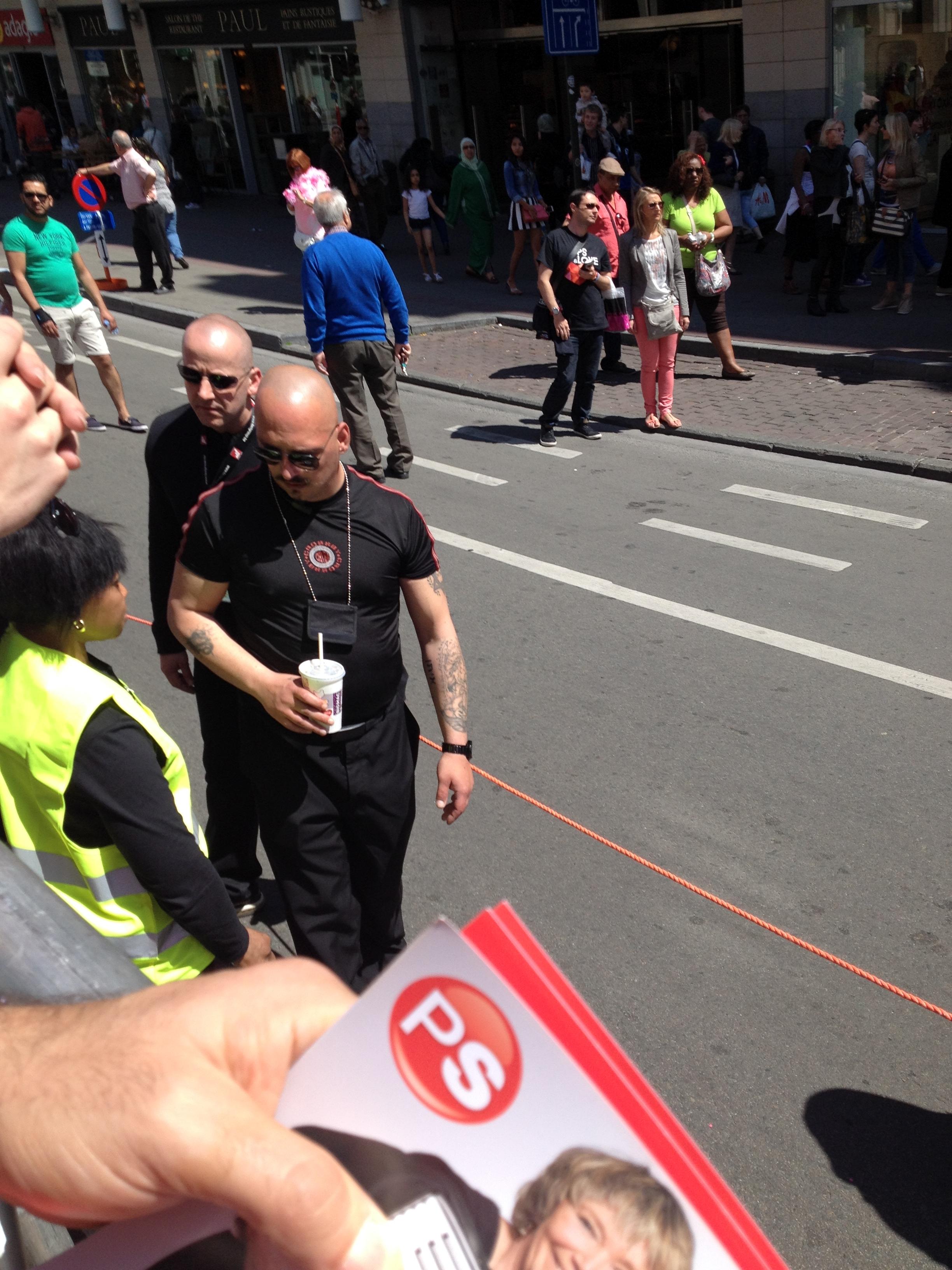 Char PS Belgian Pride